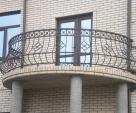 фото балконных ограждений
