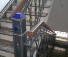 фото кованых лестниц